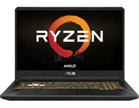 Ноутбук ASUS TUF Gaming FX705DU-H7086T (17.30 IPS (LED)/ Ryzen 7 3750H 2300MHz/ 16384Mb/ HDD+SSD 1000Gb/ NVIDIA GeForce® GTX 1660Ti 6144Mb) MS Windows 10 Home (64-bit) [90NR0281-M03990]