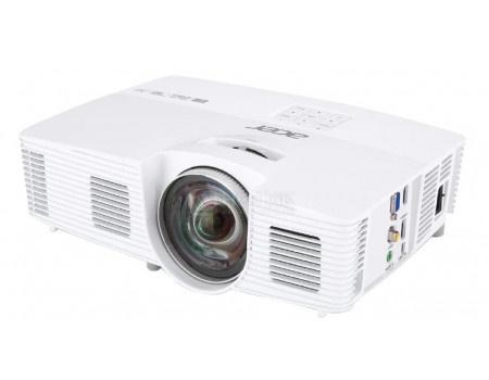 Проектор Acer H6517ST, FHD, 2xHDMI, VGA, 3D Ready, 3000 Лм, Белый MR.JLA11.001 фото