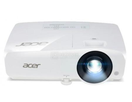 Проектор Acer X1225i, XGA, 2xHDMI, 2xVGA, 2xUSB, LAN, 3D Ready, 3600 Лм, Белый MR.JRB11.001 фото