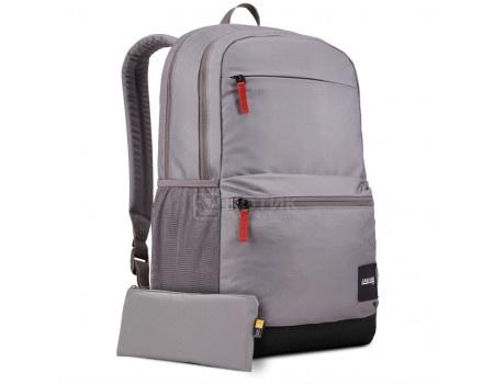 "Рюкзак 15,6"" Case Logic Uplink 26L CCAM-3116 Graphite/Black, Полиэстер, Серый 3203865 фото"