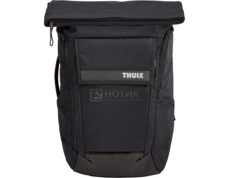 "Рюкзак 15,6"" Thule Paramount Backpack 24L, Нейлон, Black, Черный 3204213"