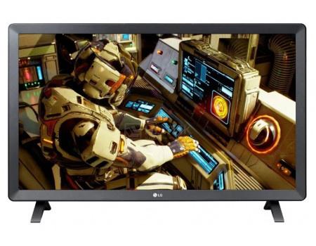 Телевизор LG 24 LED HD Звук (10 Вт (2x5 Вт))  1xHDMI 1xUSB Темно-серый 24TL520V-PZ.