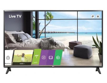 Телевизор LG 43 LED, FHD, Звук (20 Вт (2x10 Вт)) , 2xHDMI, 1xUSB, 1xRJ-45, 1xCOM, Черный, 43LT340C