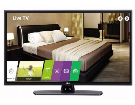 Телевизор LG 49 LED, FHD, Smart TV (webOS), Звук (20 Вт (2x10 Вт)) , 2xHDMI, 2xUSB, 1xRJ-45, 1xCOM, Черный, 49LV761H фото