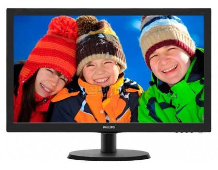 Монитор 215 Philips 223V5LHSB FHD TN HDMI VGA Черный 223V5LHSB/00.