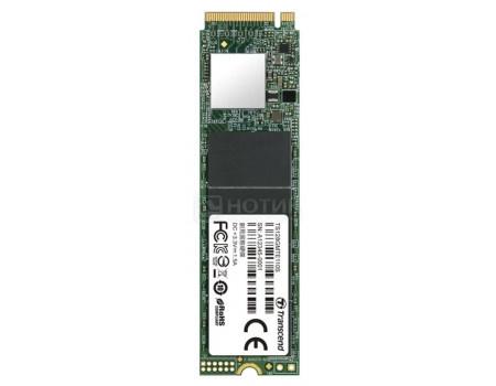 Внутренний SSD-накопитель Transcend MTE110S 128Gb M.2 2280 PCI-E. 3D TLC TS128GMTE110S.