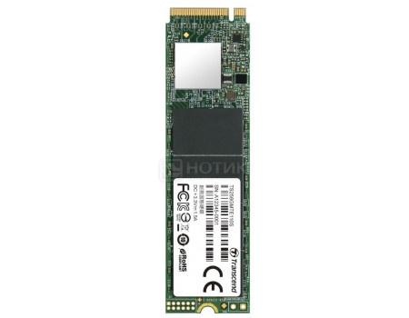 Внутренний SSD-накопитель Transcend MTE110S 256Gb M.2 2280 PCI-E. 3D TLC TS256GMTE110S.