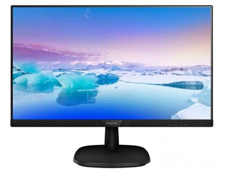 """Монитор 27"""" Philips 273V7QDSB, FHD, IPS, HDMI, DVI, VGA, Черный 273V7QDSB/01 фото"""