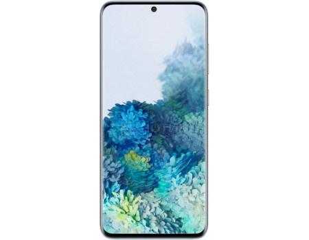Смартфон Samsung Galaxy S20 128Gb SM-G980F Cloud Blue (Android 10.0/Exynos 990 2730MHz/6.20
