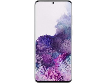 "Смартфон Samsung Galaxy S20+ 128Gb SM-G985F Cosmic Grey (Android 10.0/Exynos 990 2730MHz/6.70"" 3200x1440/8192Mb/128Gb/4G LTE ) [SM-G985FZADSER]"