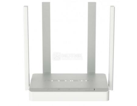 Маршрутизатор Keenetic Speedster 10/100/1000BASE-TX, 1xWAN, 4xLAN, WiFi 802.11ac до 300 Мбит/с / 876 Мбит/с (2,4 и 5 ГГц), Белый KN-3010 фото