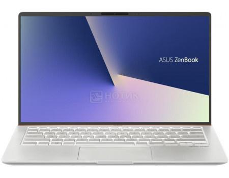 Ультрабук ASUS Zenbook 14 UX433FLC-A5366R (14.00 IPS (LED)/ Core i7 10510U 1800MHz/ 16384Mb/ SSD / NVIDIA GeForce® MX250 2048Mb) MS Windows 10 Professional (64-bit) [90NB0MP6-M07410]