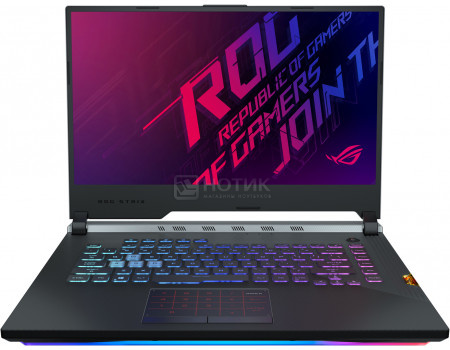 Ноутбук ASUS ROG SCAR III Edition G531GV-AZ355T (15.60 IPS (LED)/ Core i7 9750H 2600MHz/ 16384Mb/ HDD+SSD 1000Gb/ NVIDIA GeForce® RTX 2060 6144Mb) Без ОС [90NR01I1-M07270]