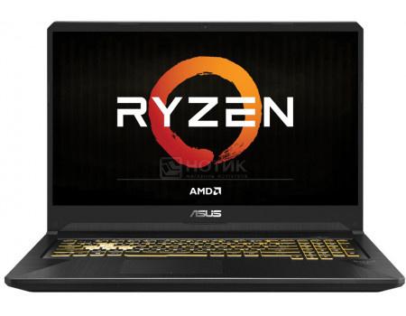 Ноутбук ASUS TUF Gaming FX705DY-AU050T (17.30 IPS (LED)/ Ryzen 5 3550H 2100MHz/ 8192Mb/ SSD / AMD Radeon RX 560X 4096Mb) MS Windows 10 Home (64-bit) [90NR0191-M02740]