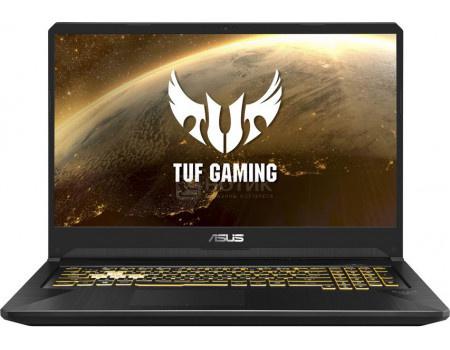 Ноутбук ASUS TUF Gaming FX705DU-H7133T (17.30 IPS (LED)/ Ryzen 7 3750H 2300MHz/ 16384Mb/ HDD+SSD 1000Gb/ NVIDIA GeForce® GTX 1660Ti 6144Mb) MS Windows 10 Home (64-bit) [90NR0281-M03300]