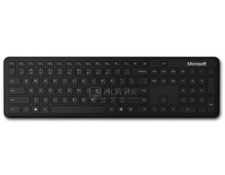 Клавиатура беспроводная Microsoft Bluetooth Keyboard, Черный QSZ-00011 фото