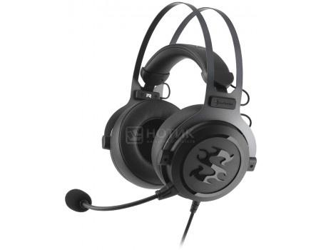 Гарнитура проводная Sharkoon Skiller SGH3 , SKILLER-SGH3 Черный фото