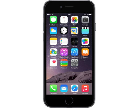 Смартфон Apple iPhone 6s Plus 64Gb Space Gray (как новый) (iOS/A9 1840MHz/5.50