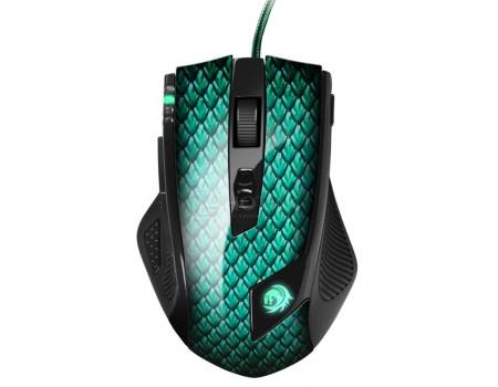Мышь проводная Sharkoon Drakonia, USB, 5000dpi, DRAKONIA Черный фото