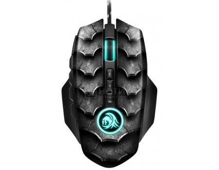 Мышь проводная Sharkoon Drakonia II Black, USB, 15000dpi, DRAKONIA-II-BLACK Черный фото