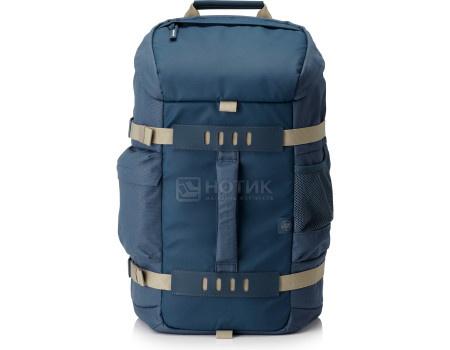 """Рюкзак 15,6"""" HP Odyssey 15 OBlue Backpack EURO 7XG62AA, Полиэстер, Синий фото"""