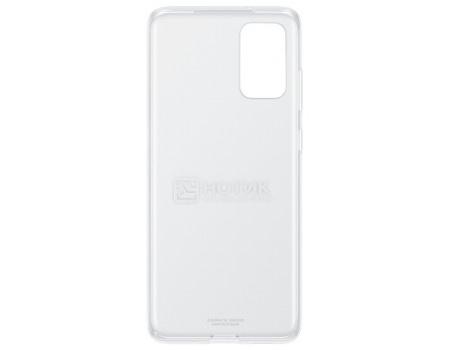Чехол-накладка Samsung Clear Cover для смартфона Samsung Galaxy S20+ , Термополиуретан, Clear, Прозрачный, EF-QG985TTEGRU фото