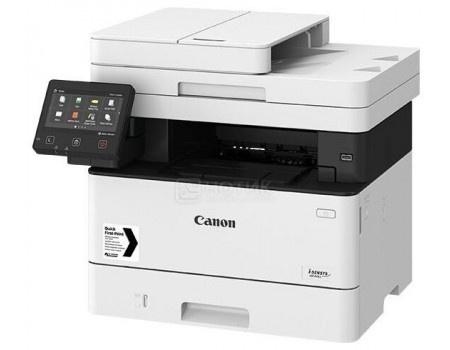 МФУ лазерное монохромное Canon i-Sensys MF446x A4, ADF, Duplex, 38 стр/мин Wi-Fi, USB 2.0, RJ-45, БелыйЧерный 3514C006