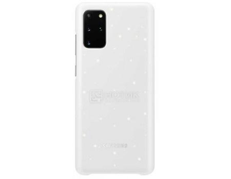 Чехол-накладка Samsung Smart LED Cover для смартфона Samsung Galaxy S20+ , Поликарбонат, White, Белый, EF-KG985CWEGRU фото