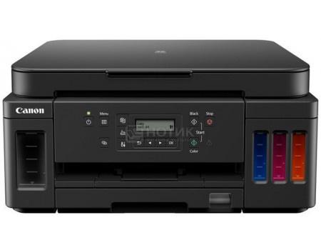 МФУ струйное цветное Canon Pixma G6040 A4, ADF, Duplex, 13 стр/мин USB, СНПЧ, Черный 3113C009