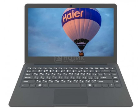 Ноутбук Haier i428 (13.30 IPS (LED)/ Pentium Quad Core N4200 1100MHz/ 8192Mb/ SSD / Intel HD Graphics 505 64Mb) MS Windows 10 Home (64-bit) [TD0030555RU] фото