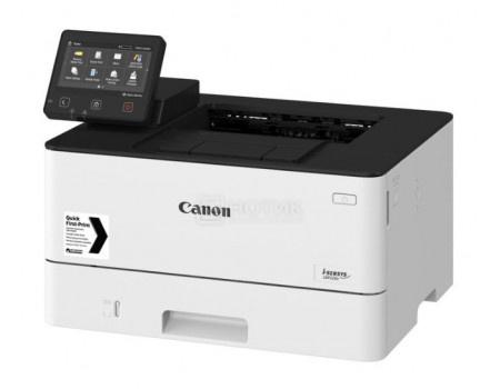 Принтер лазерный монохромный Canon i-Sensys LBP228x, A4, 38 стр/мин, USB, Duplex, ADF, WiFi, Черный/Белый 3516C006