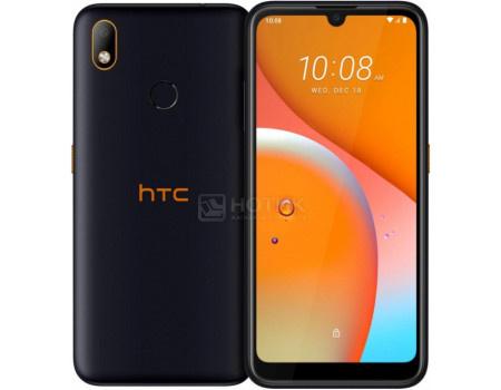 Смартфон HTC Wildfire E1 32Gb Black (Android 9.0 (Pie)/MT6763 2000MHz/6.09