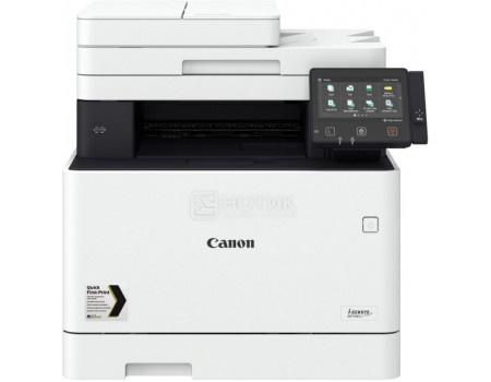 МФУ лазерное цветное Canon i-Sensys MF746Cx A4, ADF, Duplex, 27/27 стр/мин Wi-Fi, USB 2.0, RJ-45, БелыйЧерный 3101C039