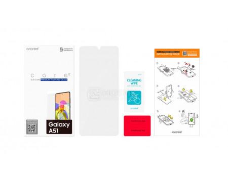 Защитное стекло Araree для смартфона Samsung Galaxy A51, Full Glue, Clear, Прозрачный GP-TTA515KDATR  - купить со скидкой