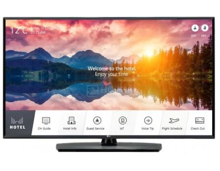 Телевизор LG 49 LED, UHD, IPS. Smart TV (webOS), Звук (20 Вт (2x10 Вт)), 3xHDMI, 2xUSB, 1xRJ-45, COM, Черный, 49UT661H  - купить со скидкой