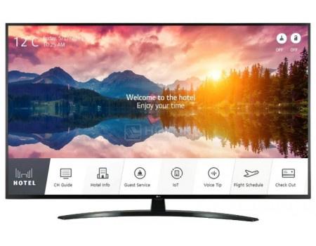 Телевизор LG 65 LED, UHD, IPS. Smart TV (webOS), Звук (20 Вт (2x10 Вт)), 3xHDMI, 2xUSB, 1xRJ-45, COM, Черный, 65UT661H  - купить со скидкой