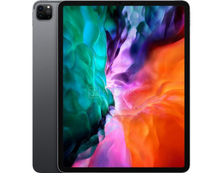 "Планшет Apple iPad Pro 12.9 2020 512Gb Wi-Fi Space Gray (iPadOS 13.4/A12Z Bionic 2490MHz/12.90"" 2732x2048/6144Mb/512Gb/ ) [MXAV2RU/A]"