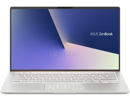 Ультрабук ASUS Zenbook 14 UX433FLC-A5507R (14.00 IPS (LED)/ Core i7 10510U 1800MHz/ 16384Mb/ SSD / NVIDIA GeForce® MX250 2048Mb) MS Windows 10 Professional (64-bit) [90NB0MP6-M11610] фото