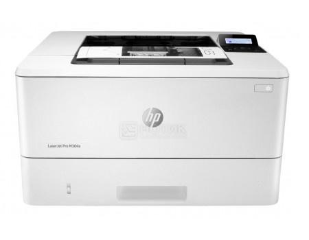 Принтер лазерный монохромный HP LaserJet Pro M304a A4, ADF, 35 стр/мин, USB 2.0, Белый W1A66A