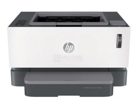 Принтер лазерный монохромный HP Neverstop Laser 1000a A4, ADF, 20 стр/мин, USB 2.0, Белый 4RY22A фото
