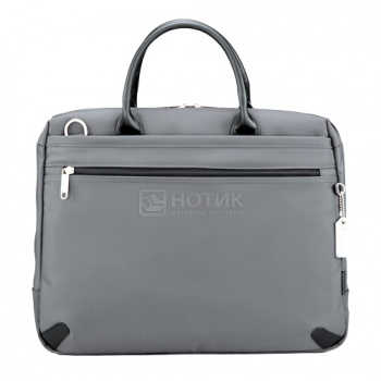 "Фотография товара сумка 15.4"" Sumdex NON-913GY, Полиэстер, Серый (7412)"