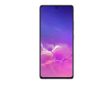 Смартфон Samsung Galaxy S10 Lite 128Gb SM-G770F Prism Black (Android 10.0/SDM855 2840MHz/6.70