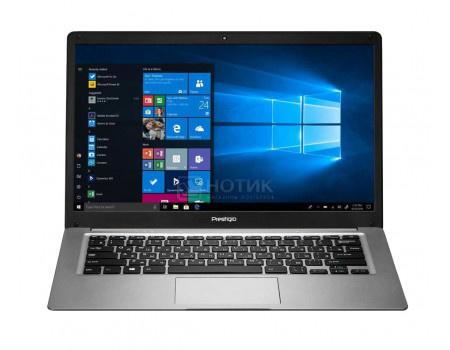Ноутбук Prestigio SmartBook 141 C3 (14.10 TN (LED)/ Atom Quad-Core Z8350 1440MHz/ 2048Mb/ SSD / Intel HD Graphics 400 64Mb) MS Windows 10 Home (64-bit) [PSB141C03BFH_DG_CIS]