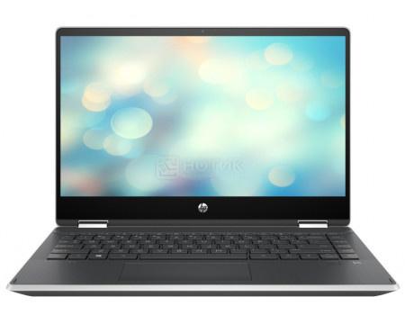 Ноутбук HP Pavilion x360 14-dh1005ur (14.00 TN (LED)/ Core i3 10110U 2100MHz/ 4096Mb/ SSD / Intel UHD Graphics 64Mb) MS Windows 10 Home (64-bit) [132S3EA]