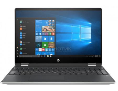 Ноутбук HP Pavilion x360 15-dq1004ur (15.60 SVA/ Core i3 10110U 2100MHz/ 8192Mb/ HDD 1000Gb/ Intel UHD Graphics 64Mb) MS Windows 10 Home (64-bit) [104A9EA]