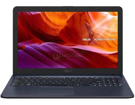 Ноутбук ASUS X543UB-GQ1596 (15.60 TN (LED)/ Pentium Dual Core 4417U 2300MHz/ 4096Mb/ HDD 1000Gb/ NVIDIA GeForce® MX110 2048Mb) Endless OS [90NB0IM7-M23330]
