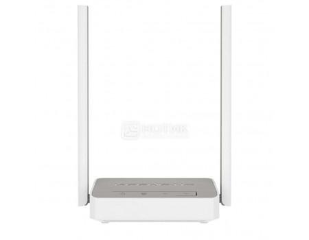 Маршрутизатор Keenetic 4G 10/100BASE-TX, 1xWAN, 3xLAN, 4G ready, 1xUSB, 802.11n до 300Мбит/с, Белый KN-1211 фото