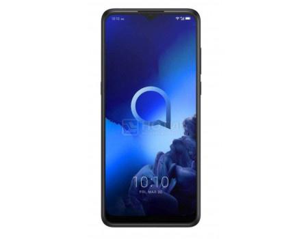 Смартфон Alcatel 3x 5048Y (2019) 64Gb Jewelry Black (Android 9.0 (Pie)/MT6763V 2000MHz/6.52