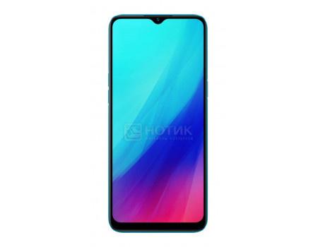 "Смартфон Realme C3 64Gb Frozen Blue (Android 10.0/Helio G70 2000MHz/6.10"" 1600x720/3072Mb/64Gb/4G LTE ) [C3_RMX2020_Blue 3_64]"