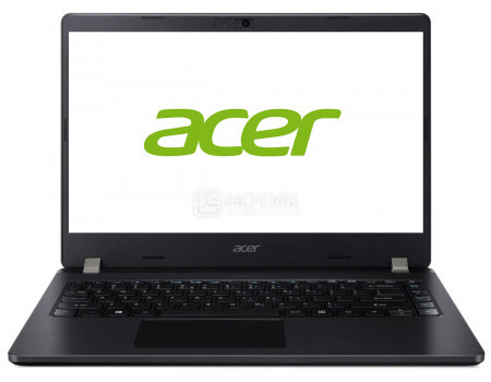 Ноутбук Acer TravelMate P2 P214-52-77G7 (14.00 IPS (LED)/ Core i7 10510U 1800MHz/ 16384Mb/ SSD / Intel UHD Graphics 64Mb) MS Windows 10 Professional (64-bit) [NX.VLHER.00J].